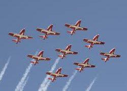 Veterans Celebration Air Show