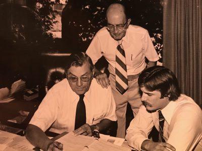 1923-2018 Kasmann Insurance Anniversary