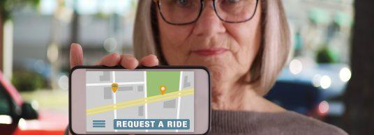 Ridesharing Take-Two