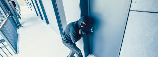Protect your apartment from break-ins